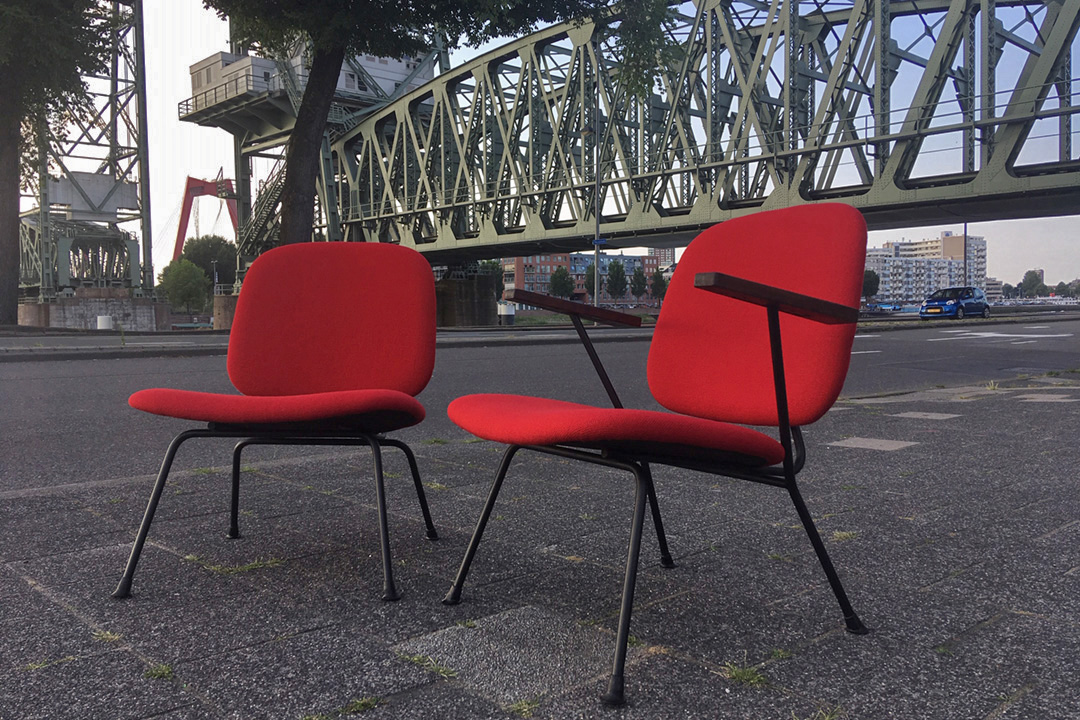 KEMBO lounge chair / easy chair
